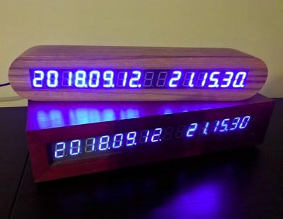 A UNIX epoch clock