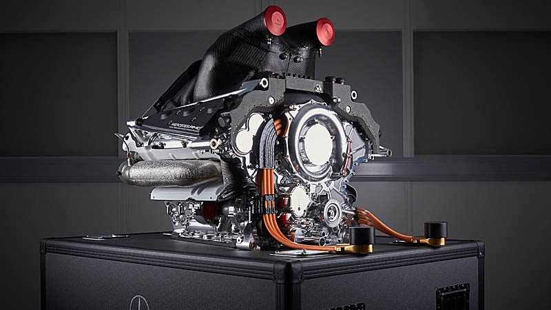 Mercedes Split Turbo Was a Game Changer In Formula 1