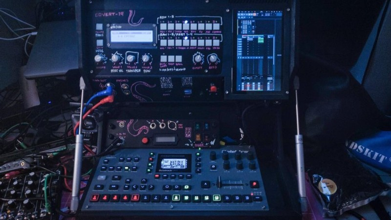 Music Production Studio in a Box