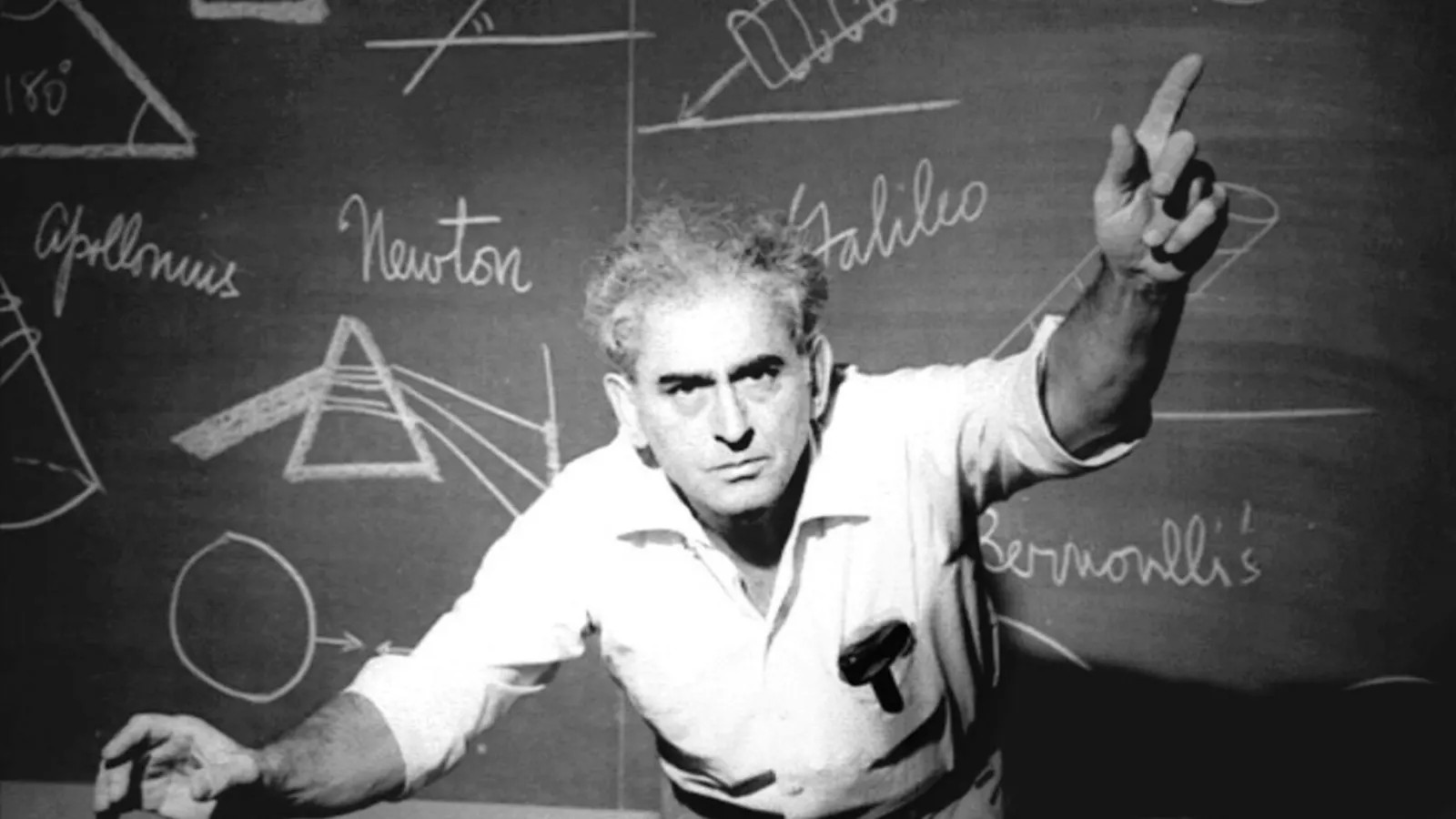 Julius Sumner Miller Made Physics Fun For Everyone