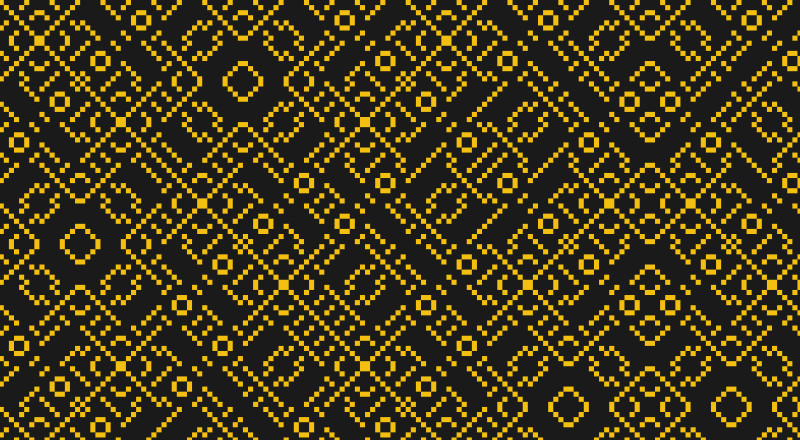 detail of aemkei's xor patterns
