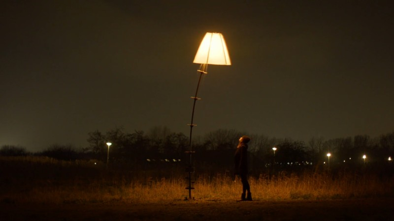 Shapeshifting Streetlights Are The Future We Want To Live In