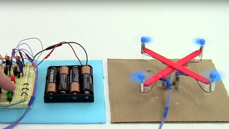 Learn Multirotors From First Principles