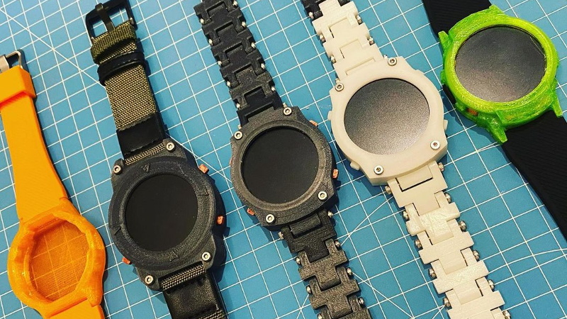 An Open Source Smart Watch You'd Actually Wear