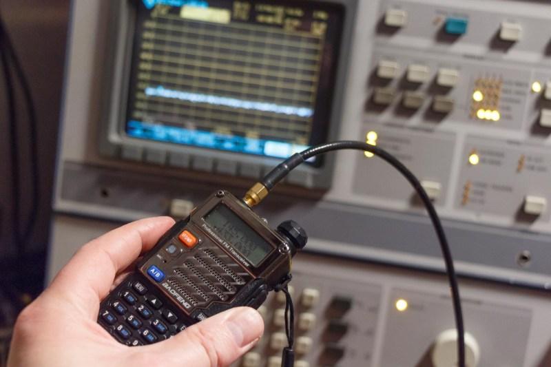 Ham Radio Traffic Logger Using A Bug In Baofeng Electronics