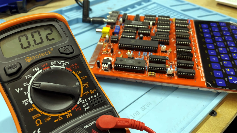 Build a New ZX81