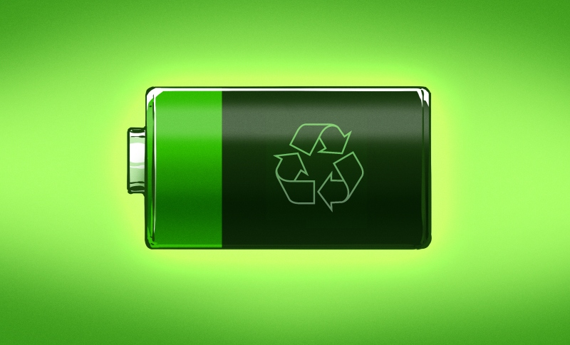 Recycling Will Be Key To The Electric Vehicle Future