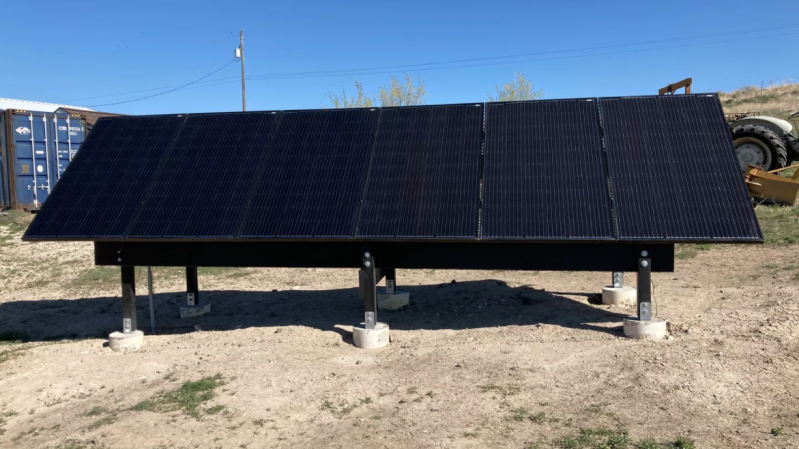 The Regulatory Side of Rolling Your Own Moderate Solar Farm
