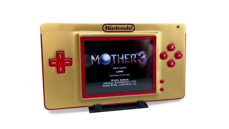 Nintendo DS Transformed Into Gameboy Macro