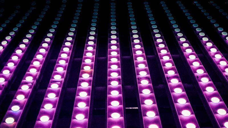 LED Matrix Hack Chat