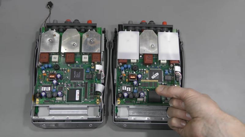 Cloned Memory Module Fixes Broken Scopemeter