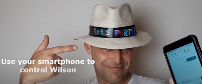 Forget Smart Watch; Build a Smart Hat