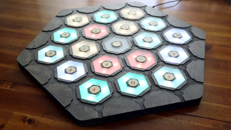 Build That Catan Board You Designed