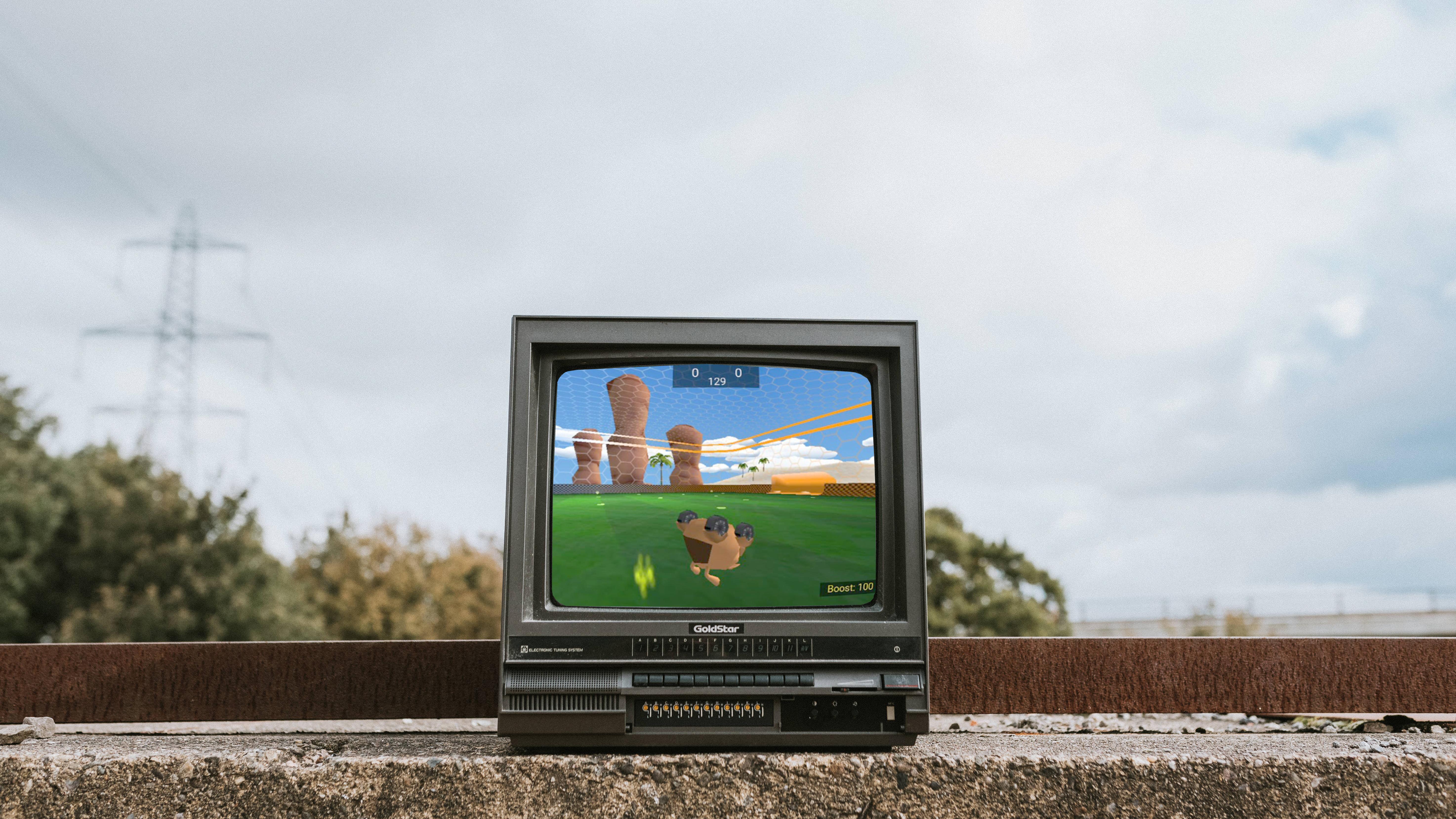 Rocket League Inspired Homebrew Reverses onto Nintendo GameCube