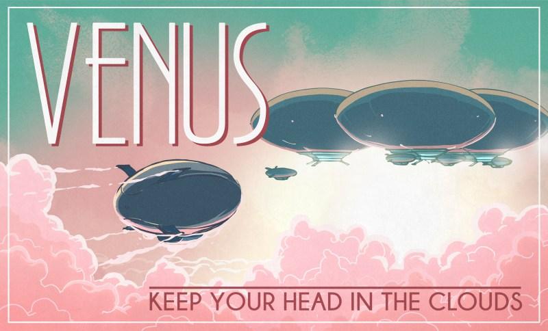 Checking Up On Earth's Sister Planet: NASA's Upcoming Venus Missions