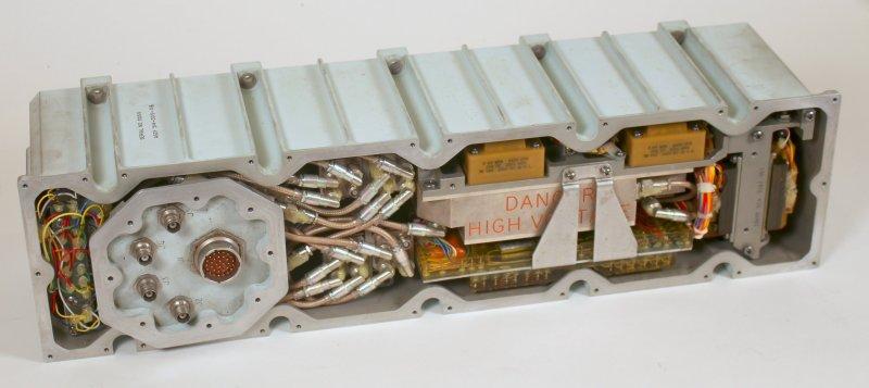 Inside A 20-Watt Traveling Wave Tube Amplifier From Apollo