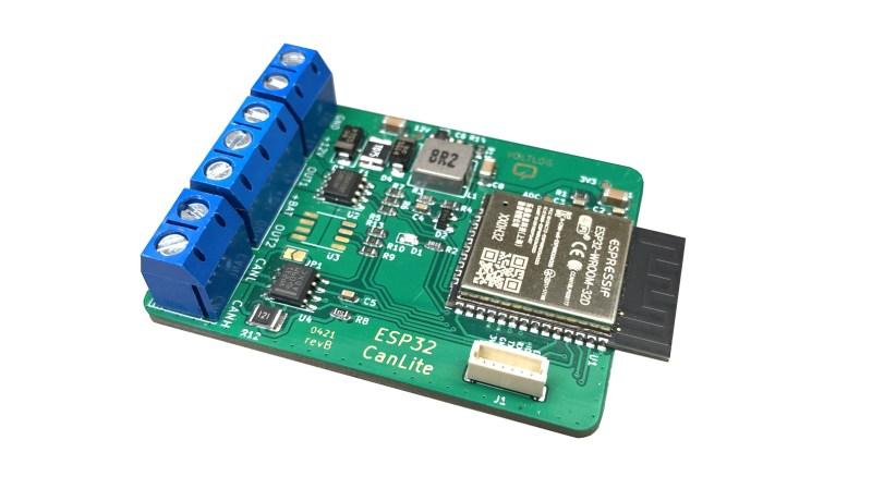 CAN bus Wireless Hacking / Dev Board