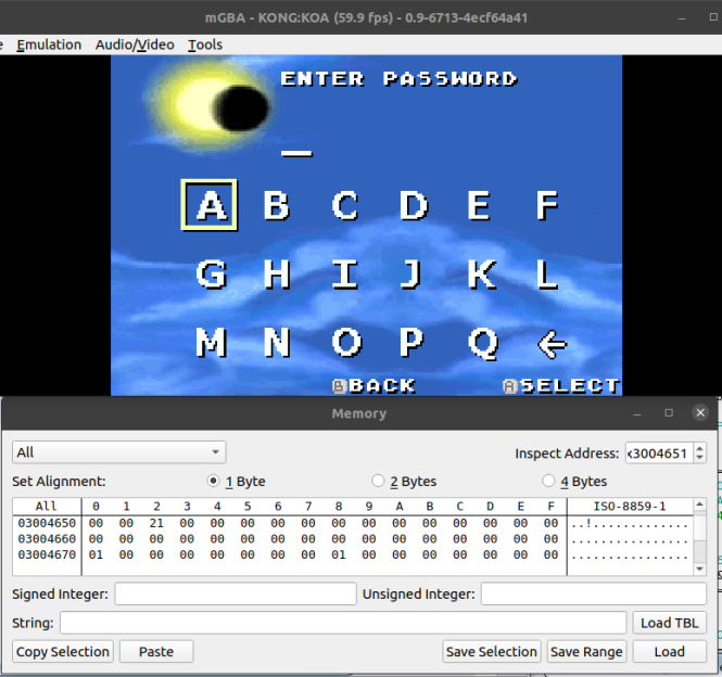 Cracking a GBA Game With NSA Tools