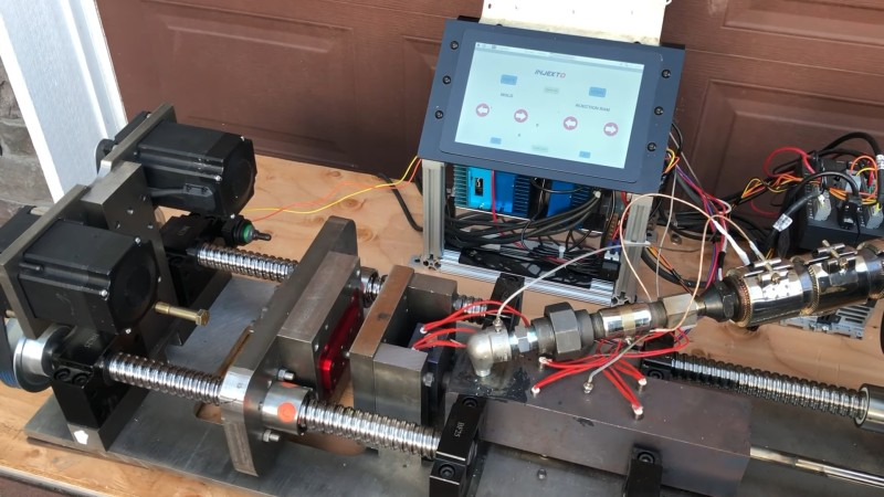 A Plastic Injection Machine You Can Use At Home