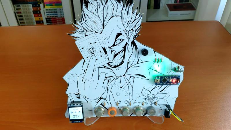 Joker Monitor Keeps an Eye on Hazardous Gas Levels