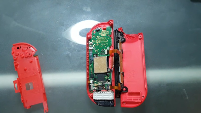 Fixing Joy-Con Drift with Recycle Bin Parts