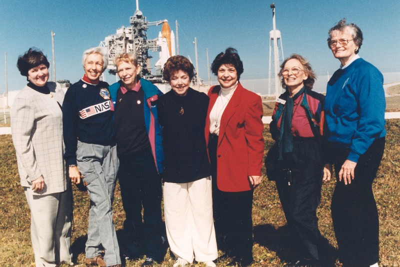 This Group of Women Tried to Break into Astronaut Program in 1960s; One Just Made It