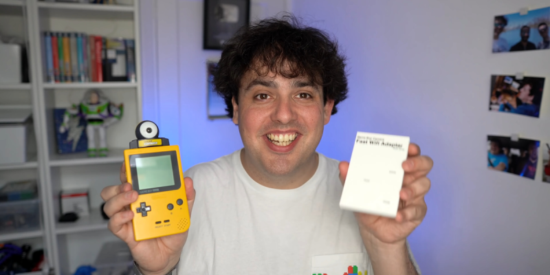 Bringing The Game Boy Camera Into The 21st Century