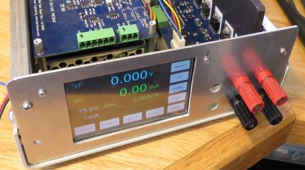 DIY Source Measurement Unit