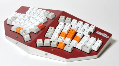 The Esrille NISSE keyboard