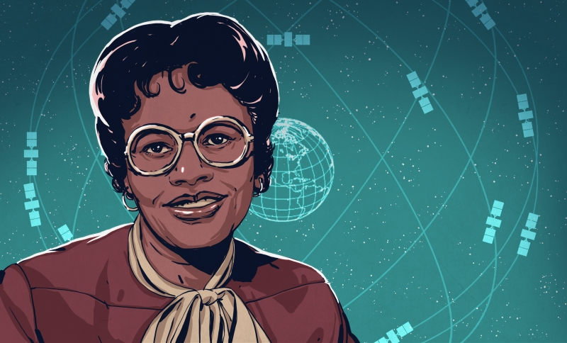 Gladys West Modelled the Earth So That We Can Have GPS