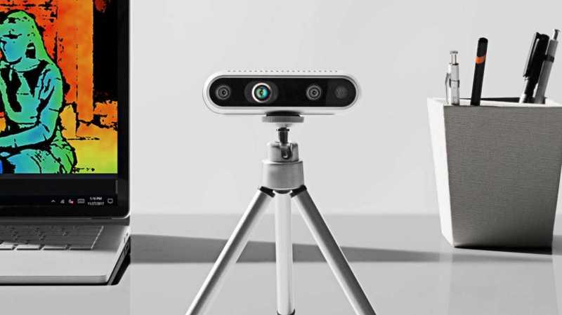 Intel RealSense D435 Depth Camera