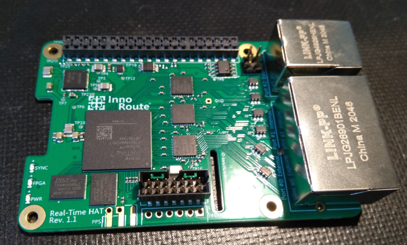 Raspberry Pi Real-Time HAT