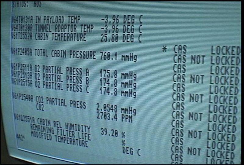 An Amiga computer at NASA