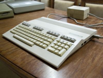 The Commodore 128.