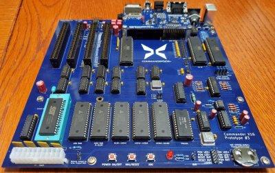X16 Prototype #3