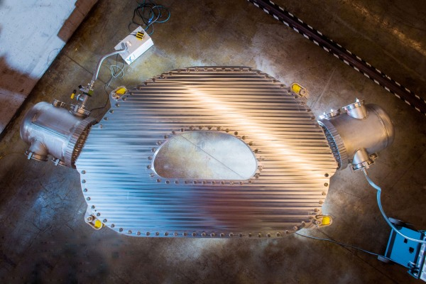 CFS high-temperature superconducting magnet