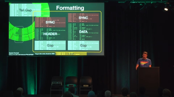 The Ultimate 1541 Talk by Michael Steil, presented at the Vintage Computer Festival West