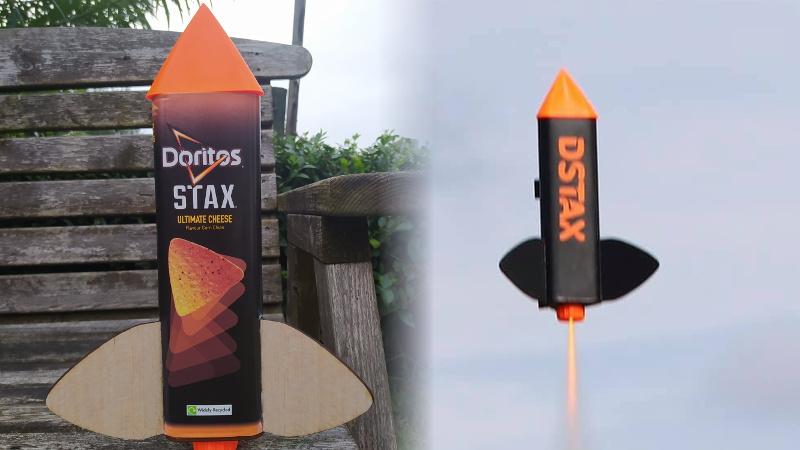 A Promising Start for the Doritos Space Program