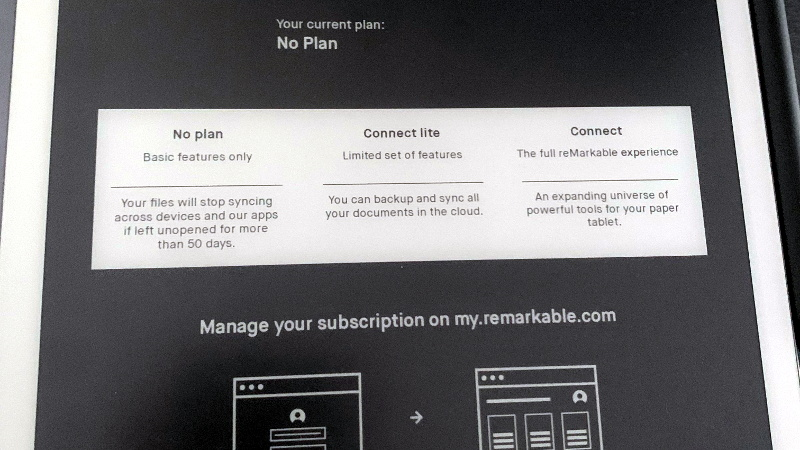 Firmware Find Hints At Subscription Plan for reMarkable Tablet
