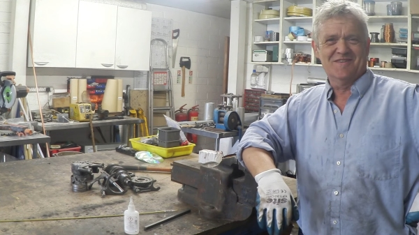 Robert Murray Smith Discusses Rivets and Riveting