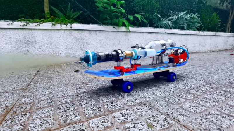 Building A Devil's Toothpaste Rocket Motor