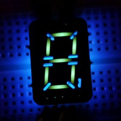 UV light causing FR4 to fluoresce