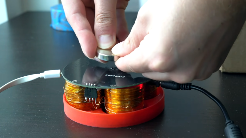 Fail of the Week: Magnetic Levitation