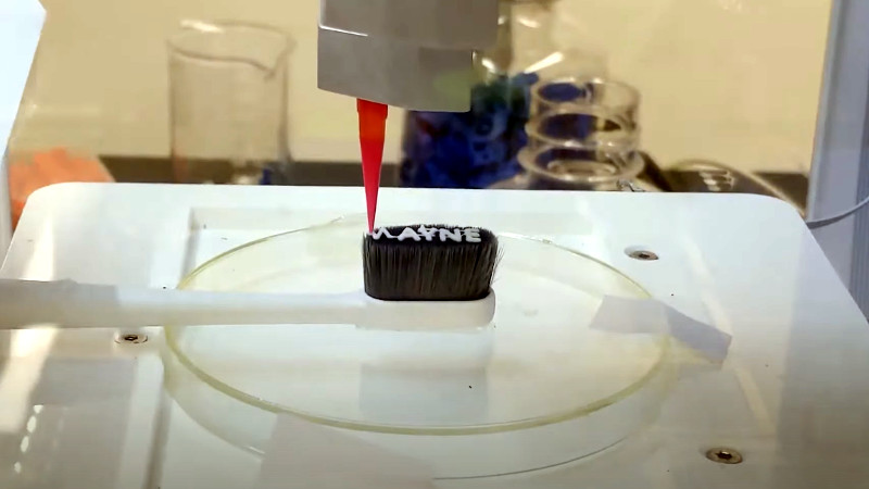 3D Printing Toothpaste In the Name of Science